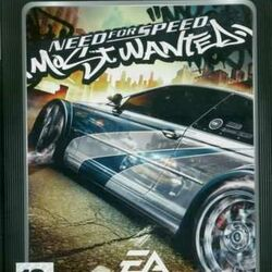 Need for Speed: Most Wanted-PS2 - BAZÁR (použitý tovar) na progamingshop.sk