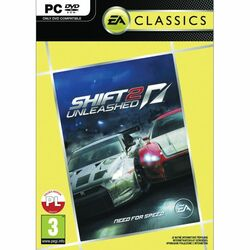 Need for Speed Shift 2: Unleashed na progamingshop.sk