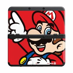 New Nintendo 3DS Cover Plates, Mario