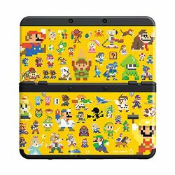 New Nintendo 3DS Cover Plates, Multiplayer Characters