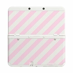 New Nintendo 3DS Cover Plates, pink mix