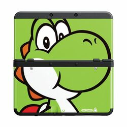 New Nintendo 3DS Cover Plates, Yoshi