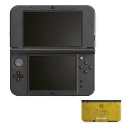 New Nintendo 3DS XL (Samus Edition)
