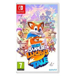 New Super Lucky's Tale na progamingshop.sk