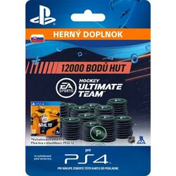 NHL 19 Ultimate Team - 12000 Hockey Points SK na progamingshop.sk