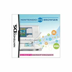 Nintendo DS Lite Browser + memory Expansion pack na progamingshop.sk