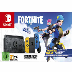 Nintendo Switch (Fortnite Special Edition)