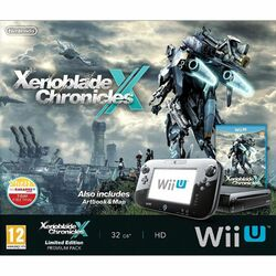 Nintendo Wii U Xenoblade Chronicles X Premium Pack 32GB (Limited Edition)