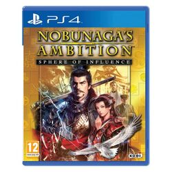 Nobunaga´s Ambition: Sphere of Influence na progamingshop.sk