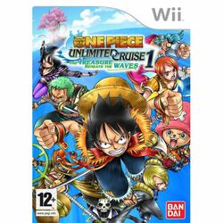One Piece Unlimited Cruise 1: The Treasure Beneath the Waves