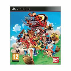 One Piece: Unlimited World Red na progamingshop.sk