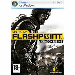 Operation Flashpoint: Dragon Rising na progamingshop.sk