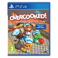 Overcooked (Gourmet Edition)