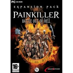 Painkiller: Battle Out of Hell CZ na progamingshop.sk