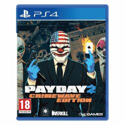 PayDay 2 (Crimewave Edition) na progamingshop.sk