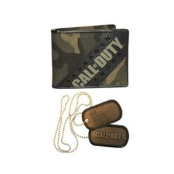 Peòaženka Call Of Duty + Dogtags Combo