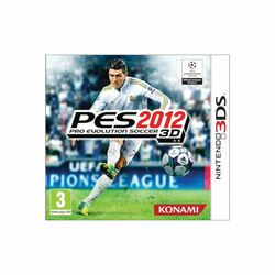 PES 2012: Pro Evolution Soccer 3D na progamingshop.sk