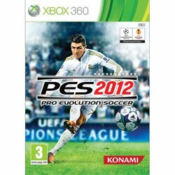 PES 2012: Pro Evolution Soccer na progamingshop.sk