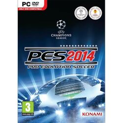 PES 2014: Pro Evolution Soccer na progamingshop.sk