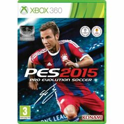 PES 2015: Pro Evolution Soccer na progamingshop.sk