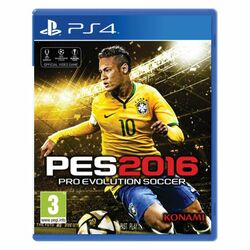 PES 2016: Pro Evolution Soccer na progamingshop.sk