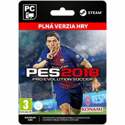 PES 2018: Pro Evolution Soccer [Steam]
