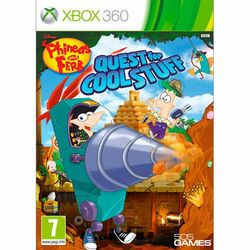Phineas & Ferb: Quest for Cool Stuff na progamingshop.sk