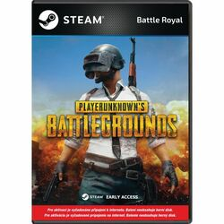 PlayerUnknown's Battlegrounds CD-KEY