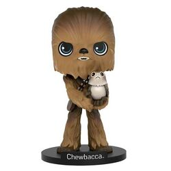 POP! Chewbacca With Porg (Star Wars The Last Jedi) Bobble-Head na progamingshop.sk