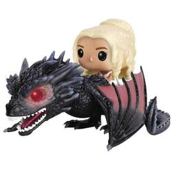POP! Daenerys and Drogon (Game of Thrones) 18 cm na progamingshop.sk