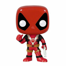 POP! Deadpool humb Up (Deadpool Marvel) na progamingshop.sk