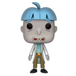 POP! Doofus Rick (Rick and Morty)