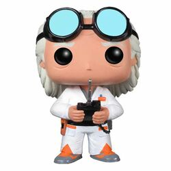 POP! Dr. Emmet Brown (Back to the Future)