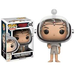 POP! Eleven Underwater (Stranger Things) Limited Edition