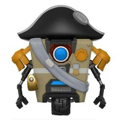 POP! Emperor Claptrap (Borderlands)