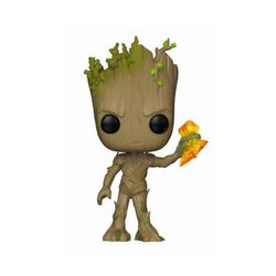 POP! Groot with Stormbreaker (Avengers Infinity War)