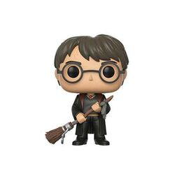 POP! Harry with Firebolt and Feather (Harry Potter) na progamingshop.sk