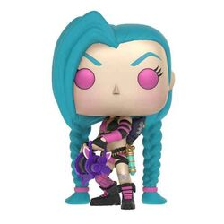 POP! Jinx (League of Legends)