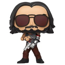 POP! Johnny Silverhand With Gun (Cyberpunk 2077)