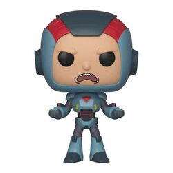 POP! Purge Suit Morty (Rick and Morty)