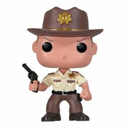 POP! Rick Grimes (The Walking Dead) na progamingshop.sk