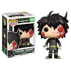 POP! Yuichiro Demon (Seraph of the End)