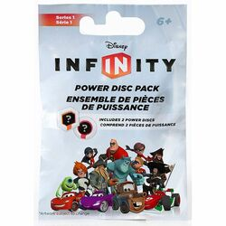 Power Disc Pack (Disney Infinity)