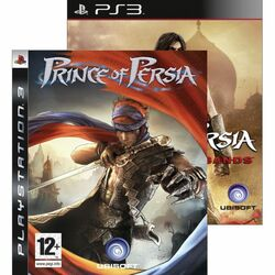 Prince of Persia + Prince of Persia: The Forgotten Sands