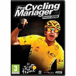 Pro Cycling Manager: Season 2018