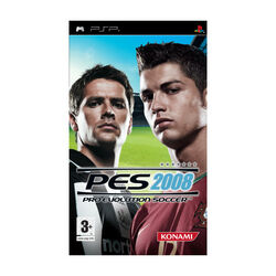 Pro Evolution Soccer 2008 na progamingshop.sk