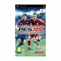 Pro Evolution Soccer 2010 na progamingshop.sk