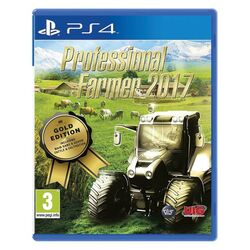 Professional Farmer 2017 (Gold Edition) na progamingshop.sk