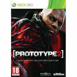 Prototype 2 (Blackwatch Collector's Edition) na progamingshop.sk