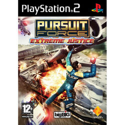Pursuit Force: Extreme Justice na progamingshop.sk